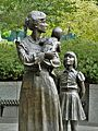 Monument to Mothers, temple square, salt lake city, utah.jpg