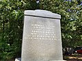 Monument to the 36th Wisconsin Volunteer Infantry in the Civil War battle of Cold Harbor in 1864 - panoramio (1).jpg