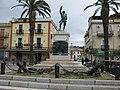 Monumento ai caduti della prima guerra mondiale (1926) - Gioiosa Ionica (Reggio Calabria) - Italy - 24 April 2015 - (2).jpg