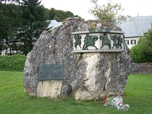 Monumento batalla de Roncesvalles