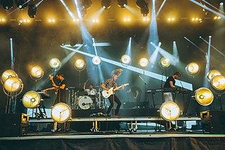 Moon Taxi American rock band