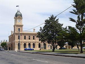 Moonta, South Australia - Moonta Town Hall
