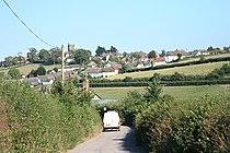 Morchard Bishop - near Turning Ways - geograph.org.uk - 214363.jpg