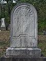 Morgan (Mary), Bethany Cemetery, 2015-10-09, 01.jpg