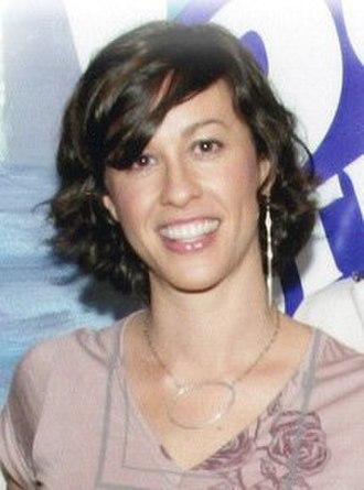 Alanis Morissette - Morissette in 2004