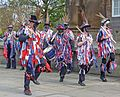 Morris Dancers, York (26041320623).jpg