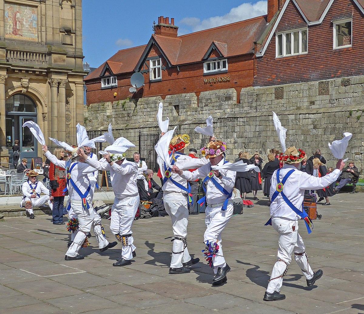 Morris Dance Wikipedia