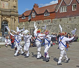 3f7c942e0a9db Morris dance - Wikipedia
