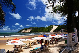 Morro do Careca Natal Brasil