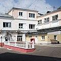 Moscow, Bolshaya Semyonovskaya 11 inside the block, July 2012 03.jpg