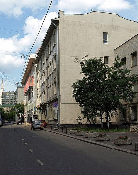 Ссылки на сайт Скатертный переулок оптимизация сайта план