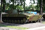Moscow Suvorov Military School armored vehicles and tanks collection Part2 27.jpg