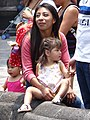 Mother and Daughter - Alameda Park - Mexico City - Mexico (20635876775).jpg
