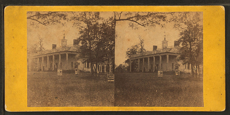 File:Mount Vernon, the residence of Geo. Washington, from Robert N. Dennis collection of stereoscopic views.jpg