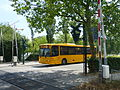Movia bus line 182 at Lyngby Lokal Station.JPG