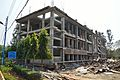 Multi-storey Building under Construction - Vidyasagar University - West Midnapore - 2015-02-25 6191.JPG