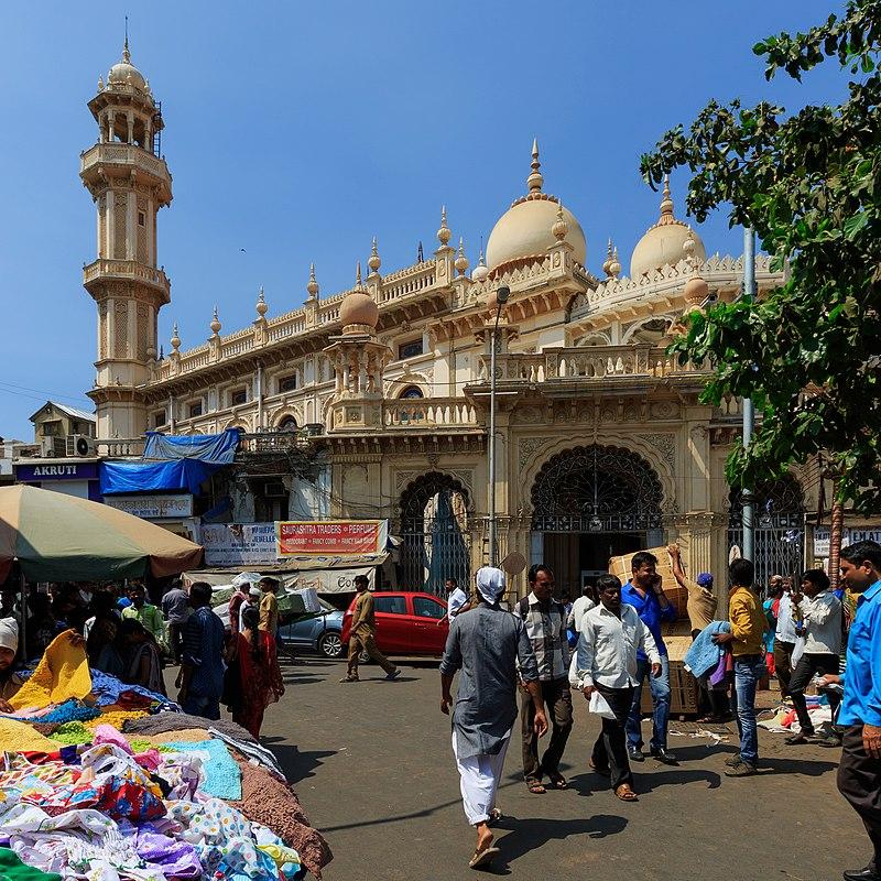 Mumbai 03-2016 62 Jama Mosque.jpg