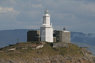 Mumbles Lighthouse - The Lighthouse at Mumbles Head