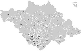 Municipalities of Tlaxcala - Municipalities of Tlaxcala