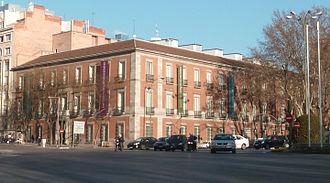 Palace of Villahermosa - Image: Museo Thyssen Bornemisza (Madrid) 06b