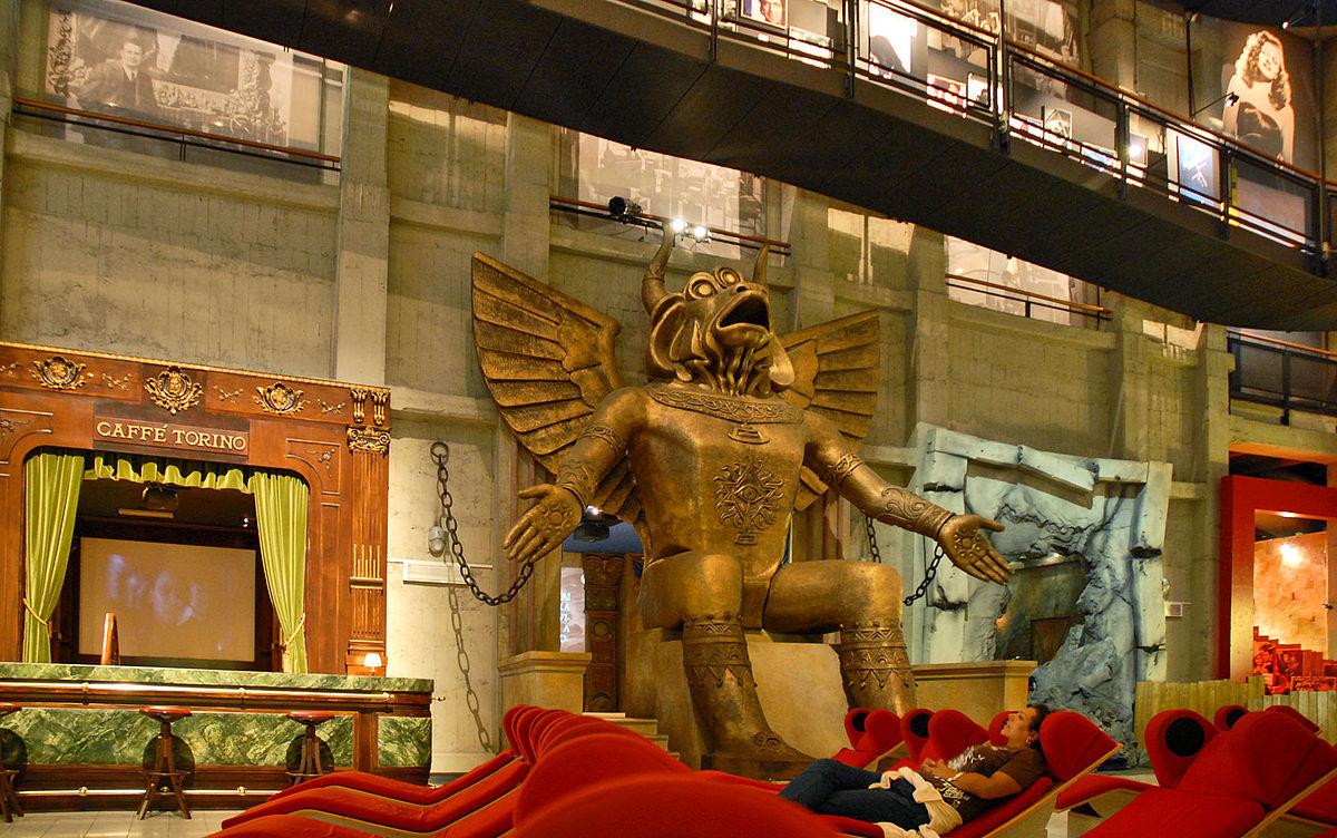 Museo Nacional del Cine de Turín - Wikipedia, la enciclopedia libre
