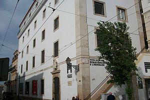 Cadeia do Aljube - The building today as a museum