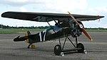 Museum Stampe Fokker DVIII 06.JPG