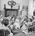 Muslim Community- Everyday Life in Butetown, Cardiff, Wales, UK, 1943 D15320.jpg