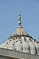 Muthamman Burj Dome - Southern View - Khas Mahal - Red Fort - Delhi 2014-05-13 3255.JPG