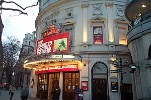 Playhouse Theatre - My Name Is Rachel Corrie at the Playhouse Theatre in 2006