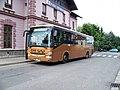 Nádraží Uhříněves, Crossway 1640 na lince 232 (02).jpg