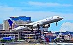 N507UA United Airlines 1990 Boeing 757-222 C-N 24743 (5988611637).jpg