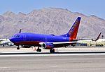 N716SW Southwest Airlines 1998 Boeing 737-7H4 C-N 27850 (7477703004).jpg
