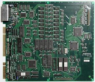 Namco NB-1 - NB-1 MAIN(B) PCB