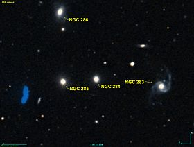 Image illustrative de l'article NGC 284