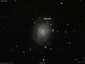 Image illustrative de l'article NGC 941