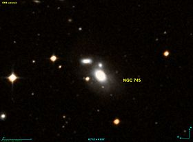 Image illustrative de l'article NGC 745