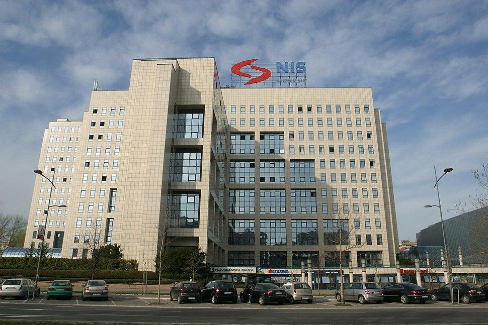 NIS HQ in Novi-Sad