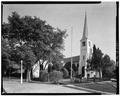 NORTH AND WEST SIDES - St. Paul's Episcopal Church, 120 East J Street, Benicia, Solano County, CA HABS CAL,48-BENI,15A-1.tif