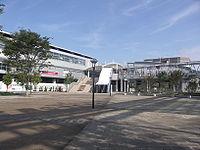 Nagareyama-Otakanomori-station-south.jpg
