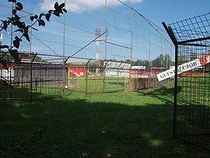 Oláh Gábor utcai Stadion - Image: Nagyerdei Stadion (2010) panoramio
