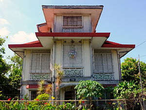 Naic - One of the early 20th century domestic architecture in Naic