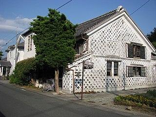 Matsuzaki, Shizuoka Town in Japan