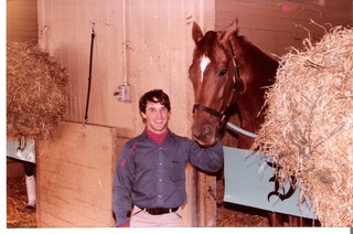 Nassipour American-bred Thoroughbred racehorse