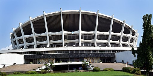 National Theater in Lagos State-Nigeria