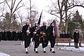 Navy Ceremonial Color Guard presents the colors 100225-N-EU187-028.jpg