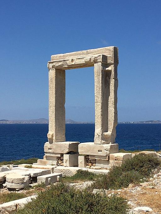 Naxos Portara 2016