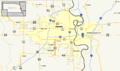 Nebraska Highway 85 map.png