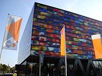 Nederlands Instituut voor Beeld en Geluid in Hilversum, the Netherlands.jpg