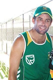 Neil McKenzie South African cricketer